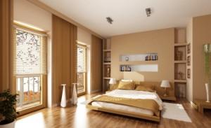 Zabki Sypialnia 300x183 Sposoby na klimatyczną sypialnię