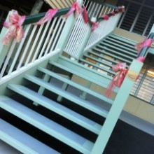 Gotowe schody wewnętrzne
