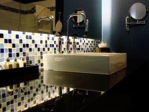 Nowoczesna łazienka, nowoczesne oświetlenie