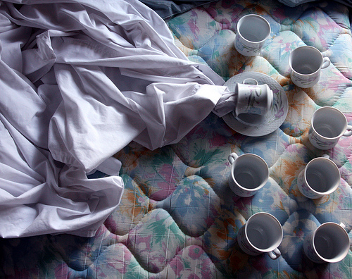 Podkład higieniczny na materac