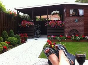 Jak zadbać o intymność w ogrodzi