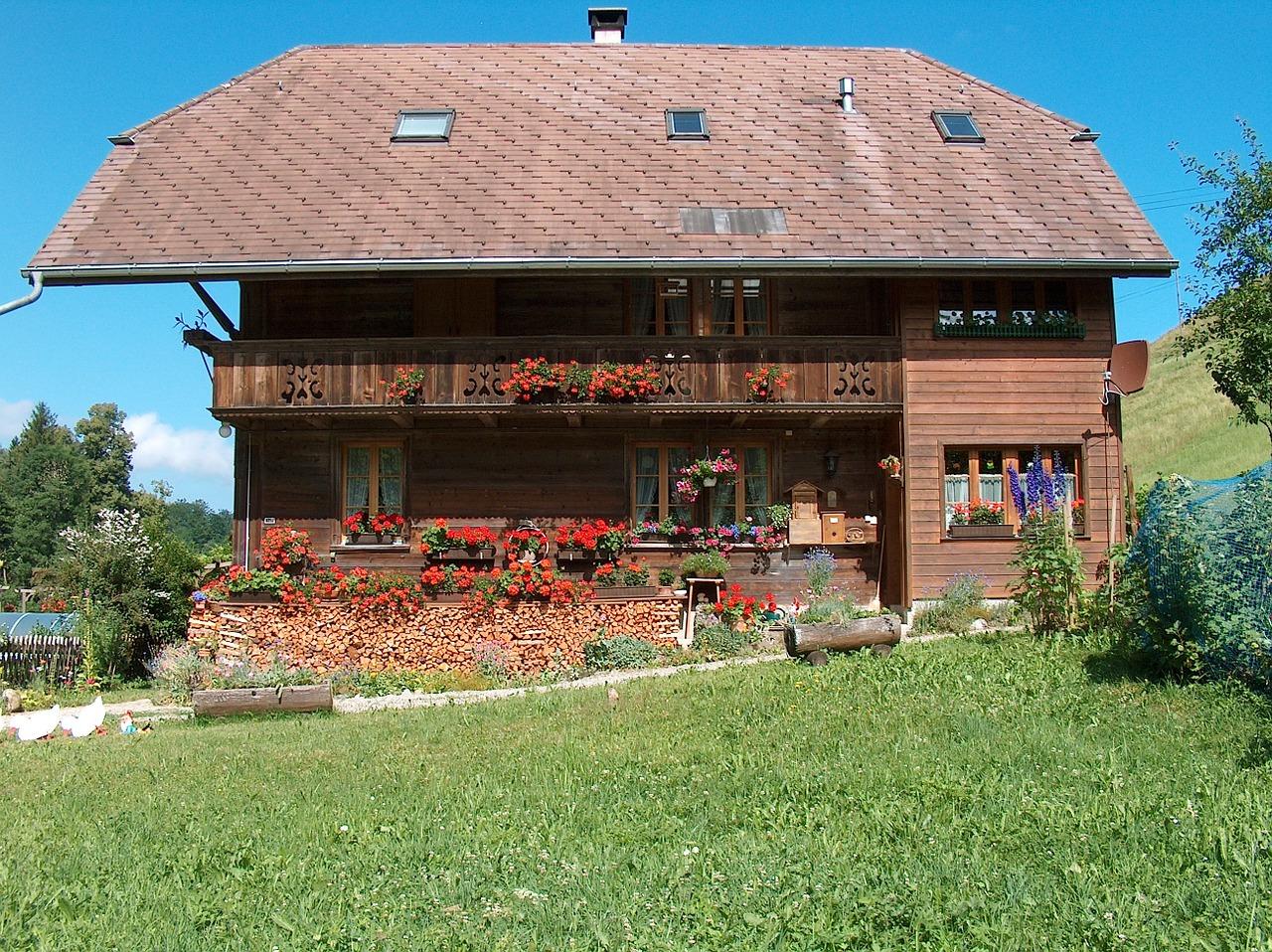 Jak zaaranżować ogród w stylu rustykalnym?