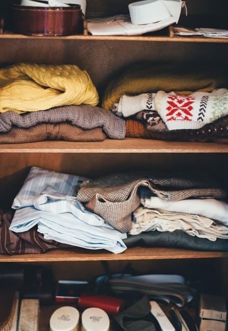 Garderoba w domu – dobry pomysł!